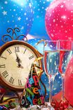 Neues Jahr-Dekoration Lizenzfreie Stockfotografie