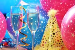 Neues Jahr-Dekoration Stockfotografie