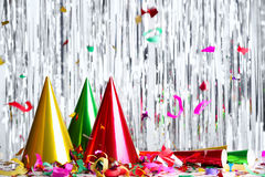 Neues Jahr-Dekoration Lizenzfreie Stockbilder