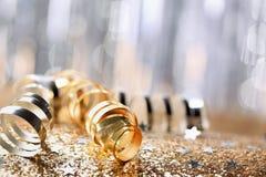 Neues Jahr-Dekoration Lizenzfreies Stockfoto