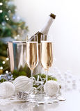 Neues Jahr-Feier Lizenzfreie Stockfotografie