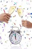 Neues Jahr Feier Stockfoto