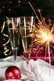 Neues Jahr kommt Stockfotografie