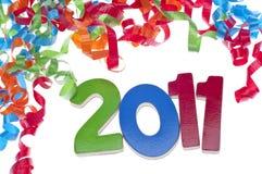 Neues Jahr-Party-Konzept Lizenzfreie Stockfotos