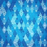 Neues Jahr, russisches Muster, Hohloma, Russland Lizenzfreies Stockfoto