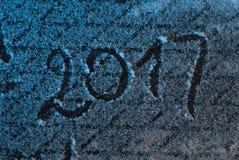 Neues Jahr ` s Grüße, Stockfotografie