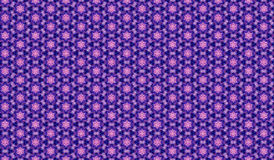 Neues Jahr-Weihnachten-LCD-nahtloses Bit-Übersichtshintergrund-Muster - Beschaffenheits-Fliese Stockbilder
