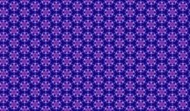 Neues Jahr-Weihnachten-LCD-nahtloses Bit-Übersichtshintergrund-Muster - Beschaffenheits-Fliese Stockfoto