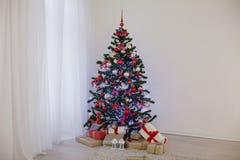 Neues Jahr Weihnachtsbaum-Dekor Geschenk-Weihnachten Stockfotografie