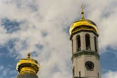 Neues Jerusalem-Kloster stockfotos