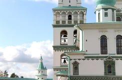 Neues Jerusalem-Kloster Russland Lizenzfreie Stockfotos