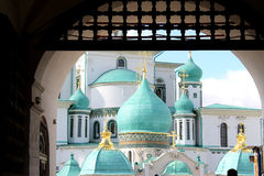 Neues Jerusalem-Kloster Russland Stockfoto