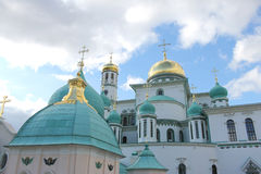 Neues Jerusalem-Kloster Russland Lizenzfreie Stockbilder