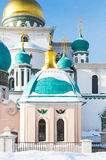 Neues Jerusalem Kloster Voskresensky Stockfotografie