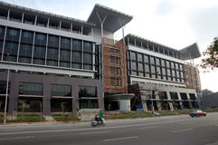 Neues Krankenhaus 11 Stockfotografie