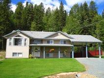 Neues Landhaus Stockfoto