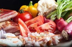 Neues Lebensmittel Lizenzfreies Stockfoto