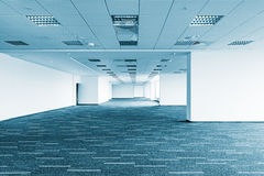 Neues leeres Büro Lizenzfreies Stockfoto