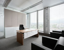 Neues modernes Büro Stockfotos