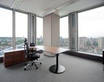 Neues modernes Büro Lizenzfreies Stockfoto