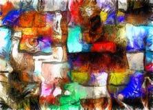 Neues Mondrian Lizenzfreies Stockbild