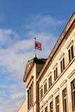 Neues Museum Berlin, Deutschland stockfoto