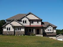 Neues Ohio-Haus Stockbild