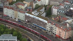 Neues Palais在波茨坦 股票录像