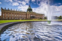 Neues Palais Stock Photos