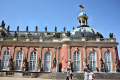Neues Palais palace Royalty Free Stock Image
