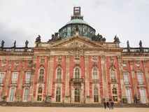 Neues Palais in Potsdam Royalty Free Stock Photos