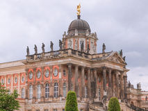 Neues Palais in Potsdam Royalty Free Stock Image