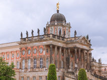 Neues Palais in Potsdam Royalty Free Stock Photos