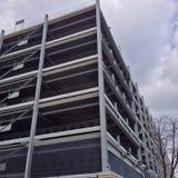 Neues Parkhaus Stockbilder