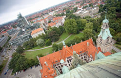 Neues Rathaus Images stock