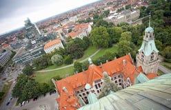 Neues Rathaus Obrazy Stock