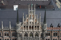 Neues Rathaus in Munich Royalty Free Stock Image