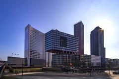 Neues Rotterdam Lizenzfreie Stockfotografie