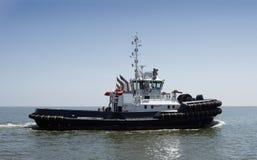 Neues Schlepperboot Stockfotografie