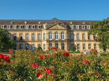 Neues Schloss (το νέο Castle), Στουτγάρδη Στοκ Φωτογραφία