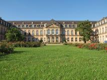 Neues Schloss (το νέο Castle), Στουτγάρδη Στοκ Εικόνες