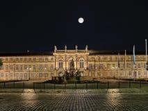 Neues Schloss, Bayreuth royalty-vrije stock foto