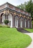 Neues Schloss der Eremitage in Bayreuth, Duitsland royalty-vrije stock foto's