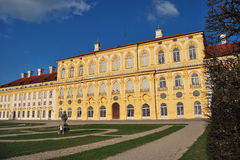 Schleissheim Palace Royalty Free Stock Photo