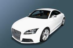 Neues Sport-Auto Lizenzfreie Stockfotos