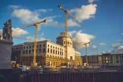 Neues Stadtschloss Στοκ φωτογραφία με δικαίωμα ελεύθερης χρήσης