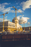 Neues Stadtschloss Στοκ εικόνες με δικαίωμα ελεύθερης χρήσης