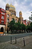 Neues Synagoge, Berlin Royalty Free Stock Photography