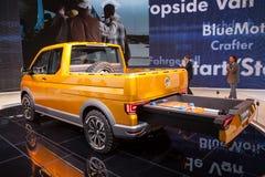 Neues syncro VW T5 Tristar Stockbild