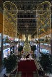Neues und modernes Einkaufszentrum Arkaden - bei Potsdamer Platz Lizenzfreies Stockbild